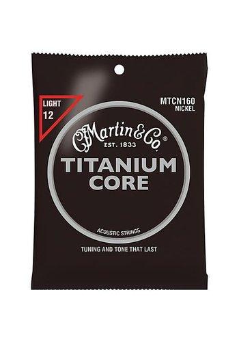 Martin Strings Martin MTCN160 Titanium Core Light 12
