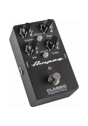 Ampeg Ampeg Classic Analog Bass Preamp