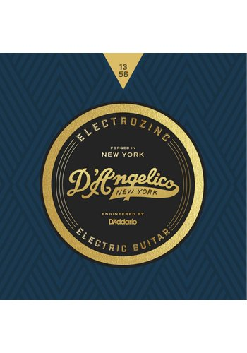 D'Angelico D'Angelico New York Electrozinc Strings .013-.056
