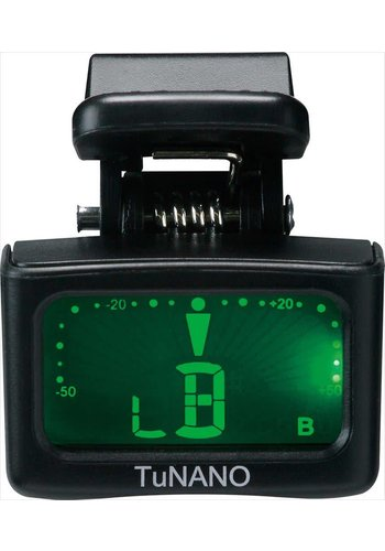 Ibanez Ibanez TuNANO BH-01 chromatic clip-on tuner