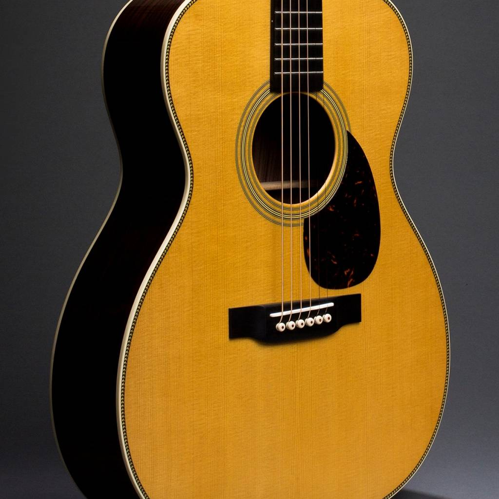 VIDEO: The new Martin OM-28 2018 Re-Imagined!