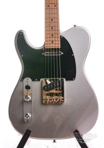 Suhr Suhr Classic T Lefty Inca Silver Custom 2013 Near Mint