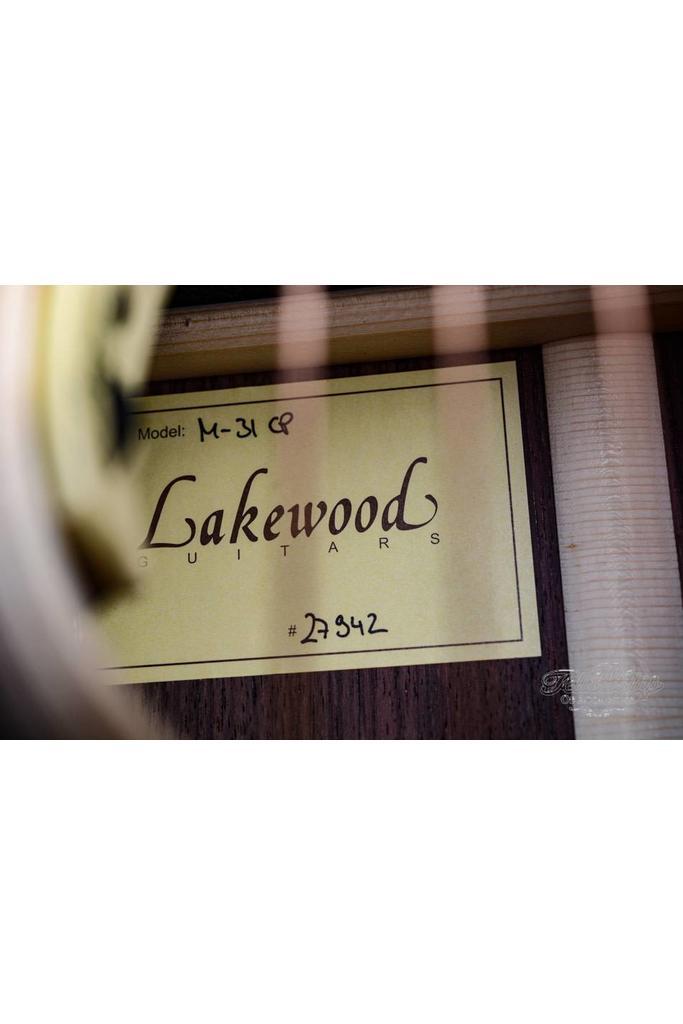 Lakewood M31 CP LR Baggs Anthem