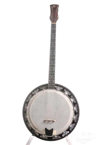 George Houghton & son George Houghton & Son Tenor Banjo 1950s