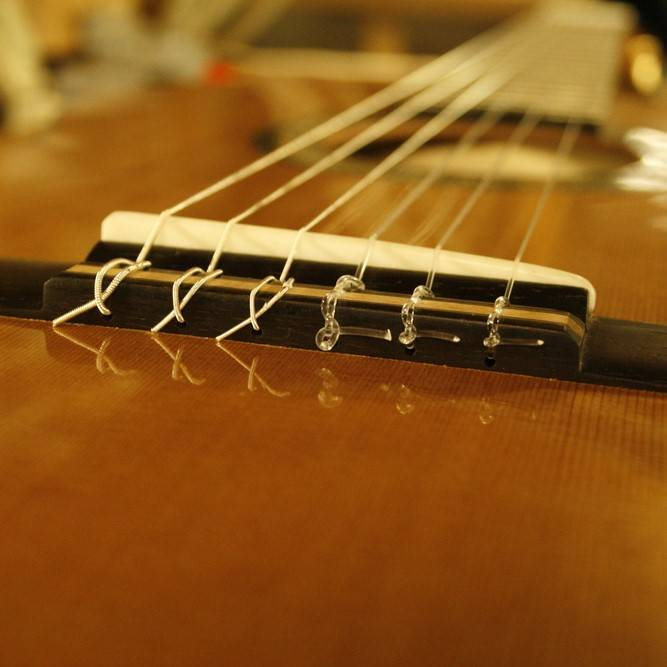 #2 Different Classical Guitar Finishes