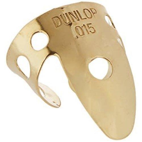 Dunlop Dunlop 37R .015mm Brass Fingerpick