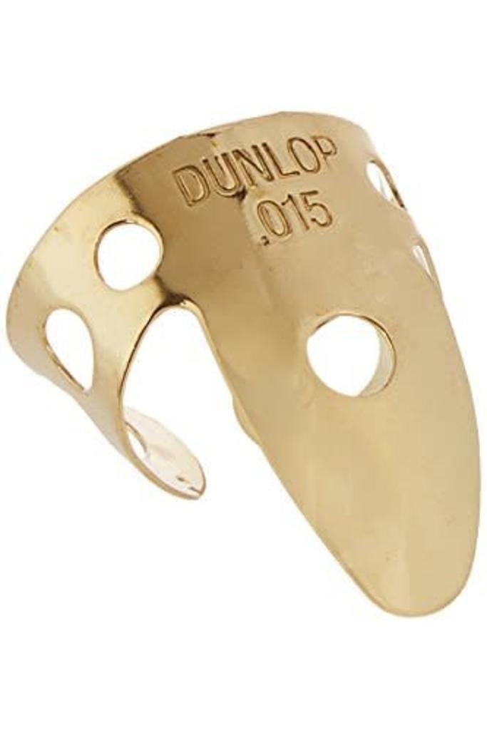 Dunlop 37R .015mm Brass Fingerpick