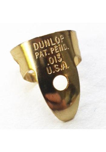 Dunlop Dunlop 37R .013mm Brass Fingerpick