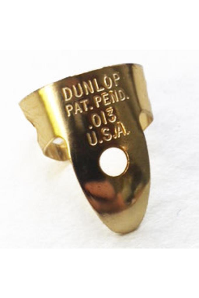 Dunlop 37R .013mm Brass Fingerpick
