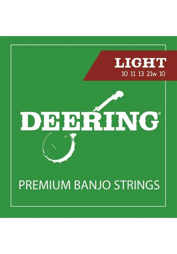 Deering Deering Premium Banjo Strings Light