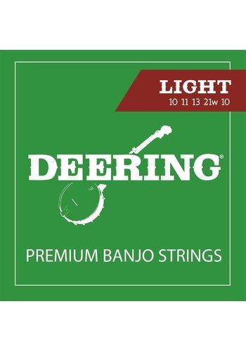 Deering Deering Premium Banjo Strings Light