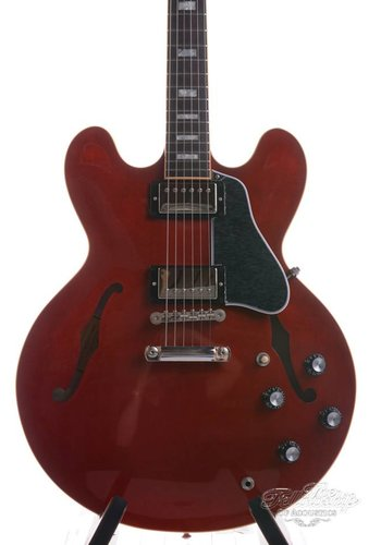 Gibson Gibson 2018 ES335 Traditional Antique Faded Cherry