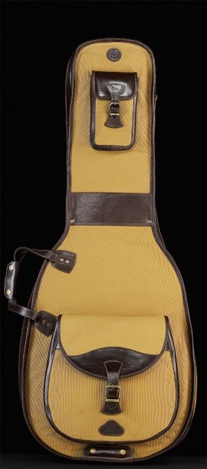 Harvest Buffalo guitar Bag for Archtop / Dreadnought