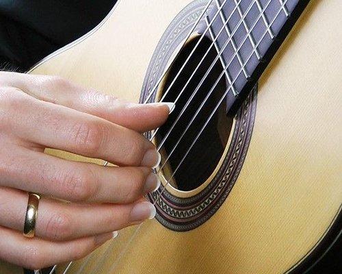 #4 Nagel-Onderhoud voor Klassieke Gitaren