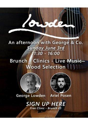 03-06-2018 George Lowden & Co | Ariel Posen Clinic