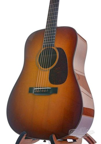 Collings Collings D1 A SBT Torrefied Traditional Sunburst w/ Custom T-Case