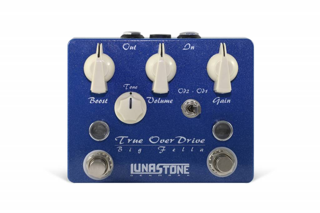Lunastone Big Fella True Overdrive