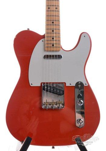 Fender Custom Shop Fender Custom Shop Masterbuilt Stephen Stern 60's Telecaster NOS Fiesta Red 2008