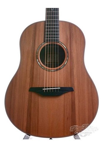McIlroy McIlroy ASD28 7/8 Dreadnought English Walnut - Reclaimed Redwood