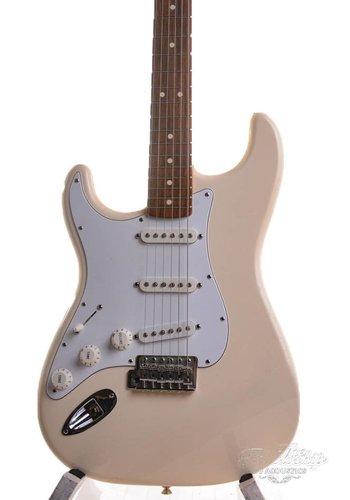 Fender Fender Standard Stratocaster Olympic White Lefty 2008 Near Mint