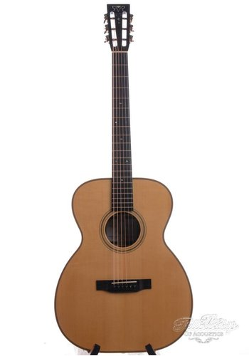 R&R R&R OMR Indian Rosewood Alpine Spruce K&K Pure Mini Near Mint