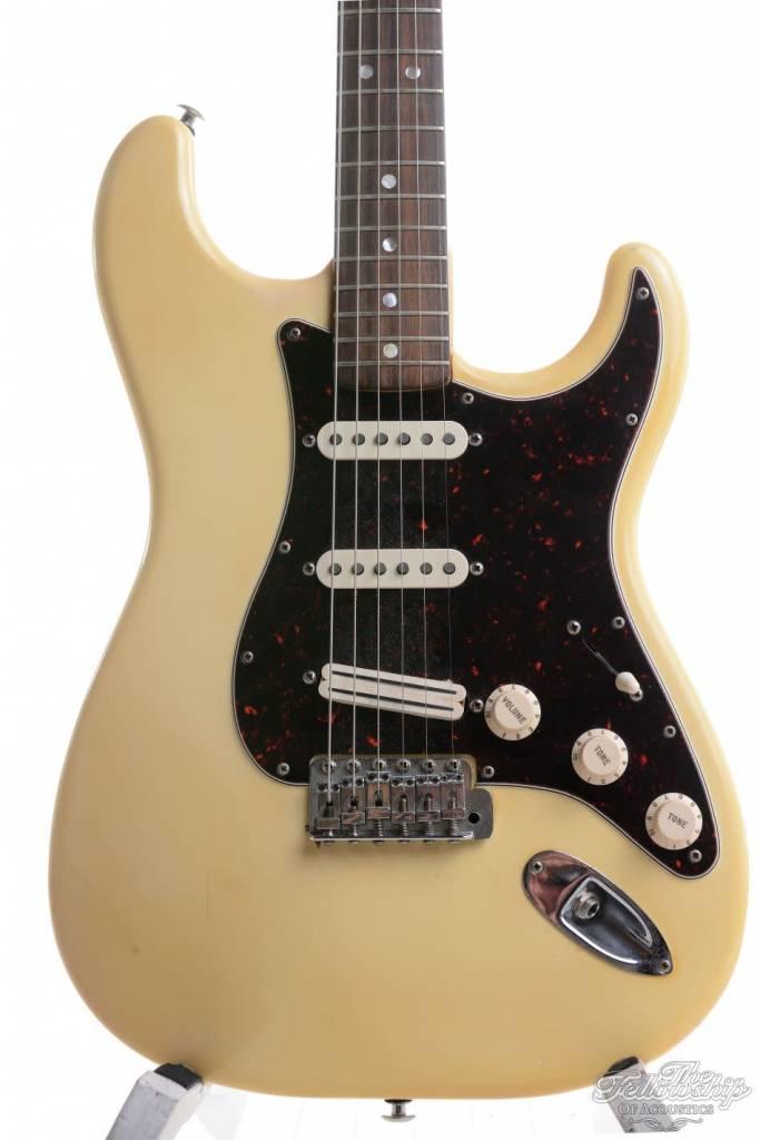 Fender 1979 Stratocaster Olympic White