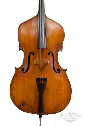 Antal Antal Upright Bass 1925 Hungary 3/4