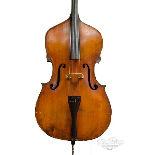 Antal Antal Upright Bass 1925 Hongaars 3/4