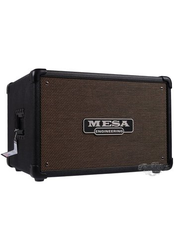Mesa Boogie Mesa Boogie Vintage Powerhouse 2x10 Cabinet Black - Gold Jute New Old Stock