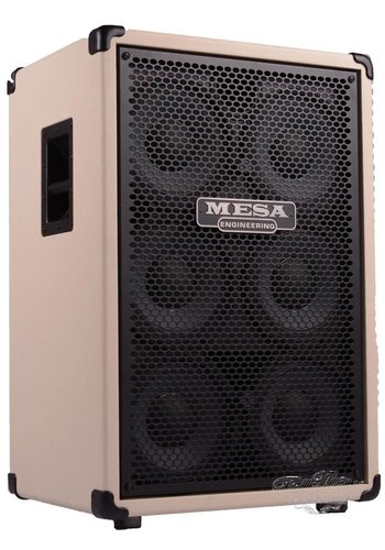 Mesa Boogie Mesa Boogie Standard Powerhouse Cabinet 6x10 Cream Bronco - New Old Stock