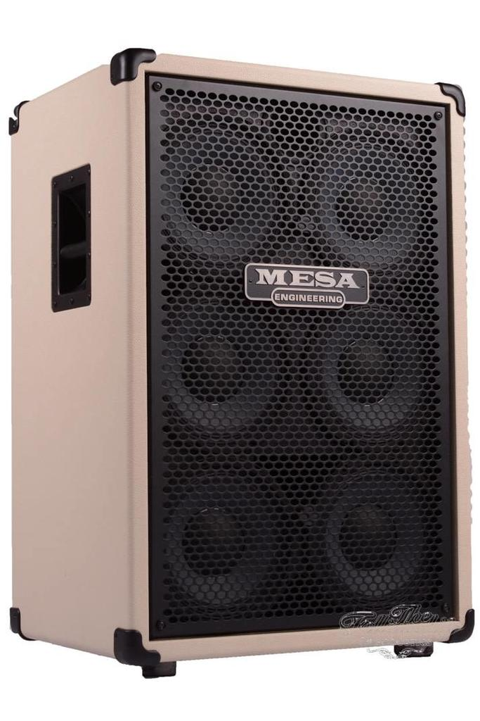 Mesa Boogie Standard House Cabinet 6x10 Cream Bronco New Old Stock