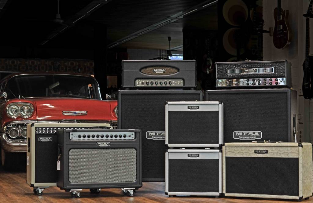 Mesa Boogie New Old Stock Deals!