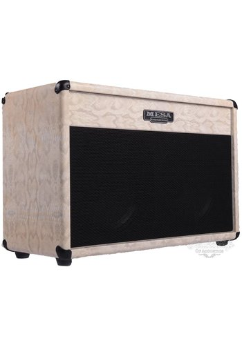 Mesa Boogie Mesa Boogie Lonestar 2x12 Cab White Snake - New Old Stock