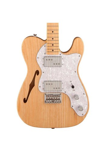 Squier Squier Vintage Modified '72 Tele Thinline Natural