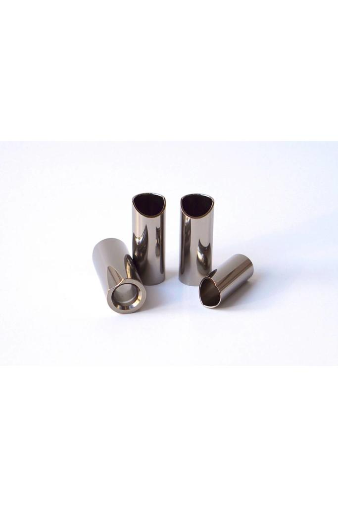 The Rock Slide Polished Nickel Slide Size M