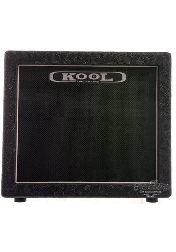 Kool Amplification Kool Amplification 1x12 Cabinet Open Back - G12H75