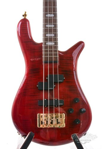 Spector Spector Euro 4 LX Cherry Red