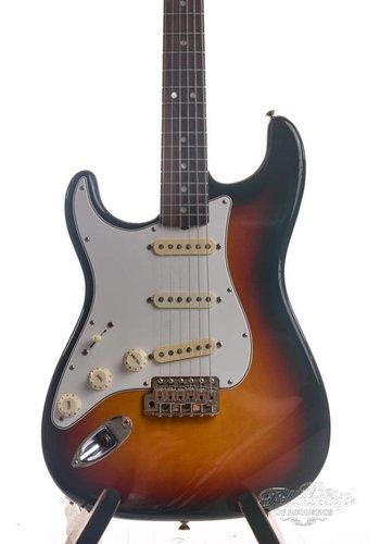 Fender Fender American Vintage 65 Stratocaster 3 -Tone Sunburst 2012 Lefty