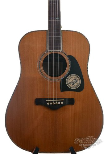 Ibanez Ibanez Artwood Vintage Dreadnought AVD80 Thermo Aged