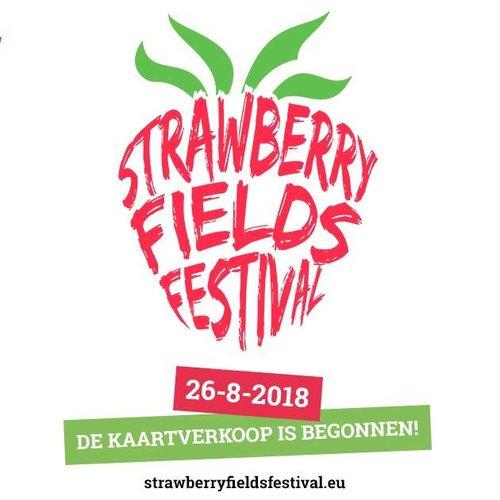 Strawberry Fields Festival - Jeugd Ticket (tot 12 jaar)