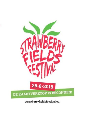 Strawberry Fields Festival - Early Bird Met Blik