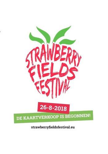 Strawberry Fields Festival - Ticket (Met Blik)