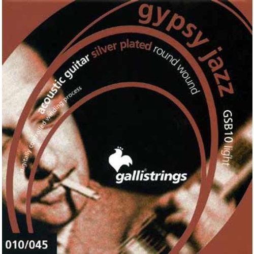 Gallistrings Gallistrings GSB10 Gypsy Jazz 10-45