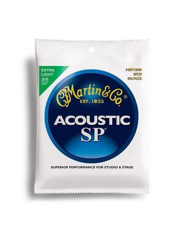 Martin Martin Acoustic SP 80/20 Bronze 10-47 MSP3000
