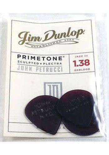Dunlop Dunlop John Petrucci Primetone Jazz III Pick Player's Pack 1.38mm