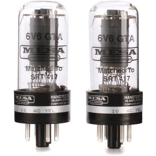 Mesa Boogie Mesa Boogie 6V6 STR 417 Power Tubes Matched Duet