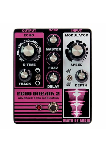 Death by Audio Death by Audio Echo Dream 2 Delay