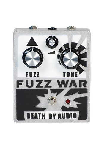Death by Audio Death by Audio Fuzz War