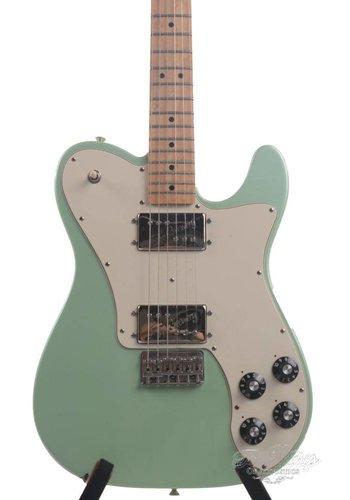 Fender Fender Telecaster Special Edition 72 wide range Humbucker Surf green