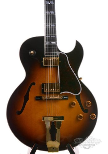 Gibson Gibson L4CES sunburst 2000
